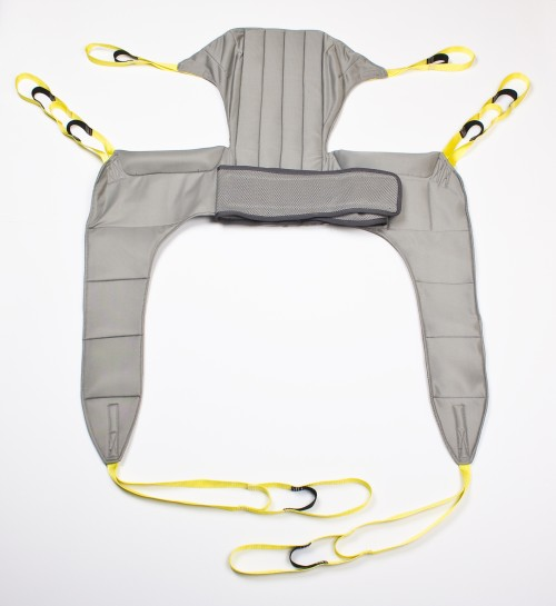 Handi-Move - Hygiene sling , Hygiene sling with head support