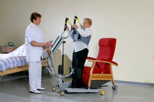 Handi-Move - Active hoist - Support and balance - Active hoist , Active sling