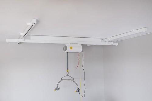 Handi-Move  - Traverse Rail, Ceiling track installations