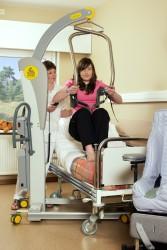 Mobile hoist 2600 (Victor) , SureHands® Body Support