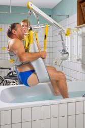 Standard spreader bar , Wall lift , Bathing sling
