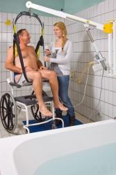 Classic spreader bar , Wall lift , Bath seat PVC