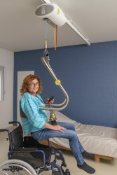 Handi-Move Body Support® , Ceiling motor